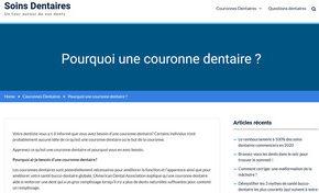 dentaire-soin.com